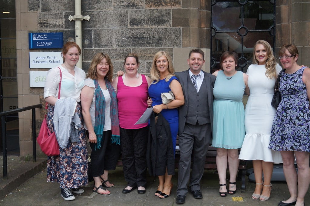 Beith's Activaters Graduate