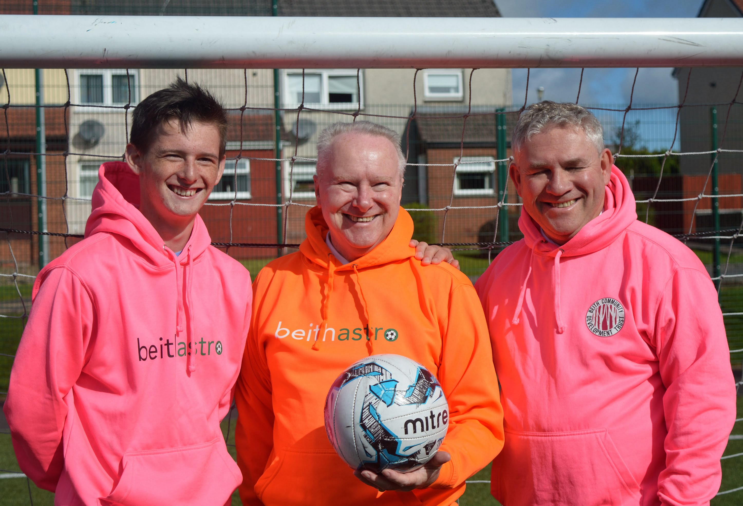 Alex Neil Visits Beith Trust