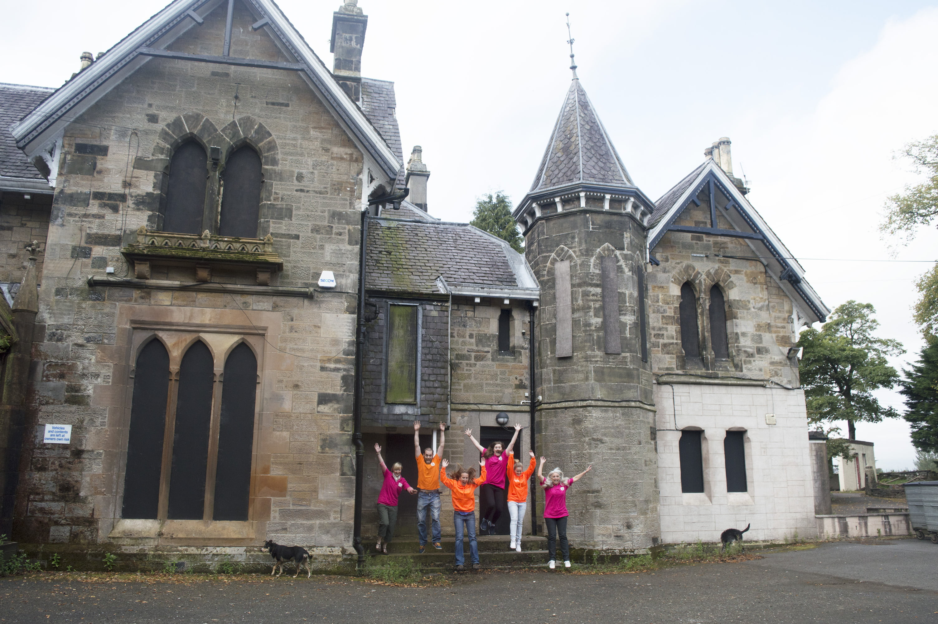 Geilsland becomes reality for Beith Trust