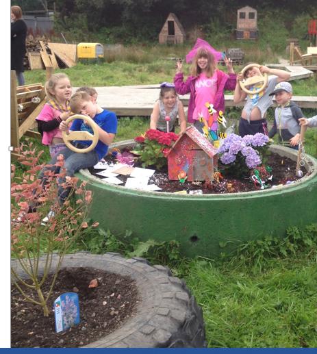 Kids gardening workshop