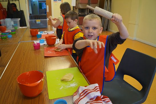 Kids Cooking Classes – Pastry Cauldrons!