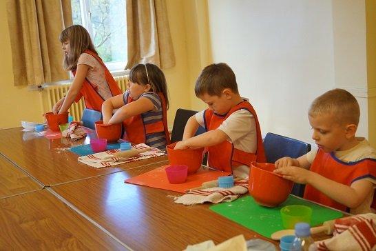 paint photo resize - mixing bowls