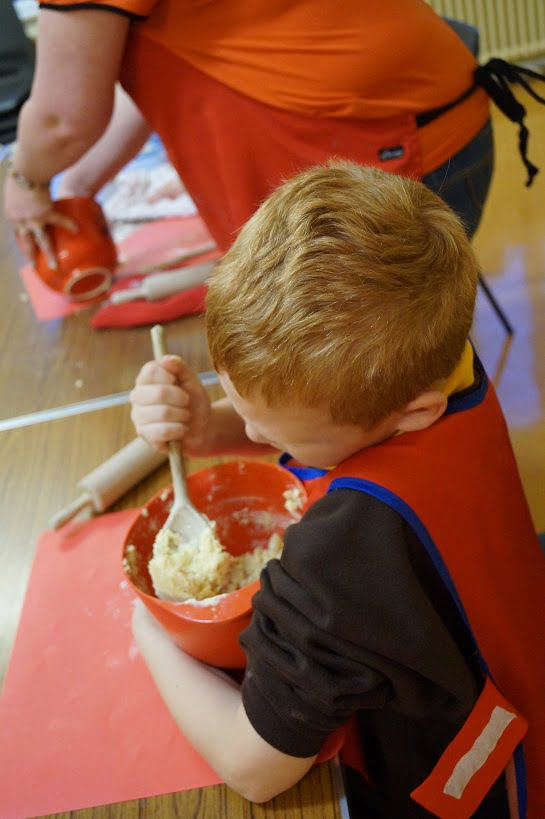 Amateurs To Professionals – Kids Cooking Classes!