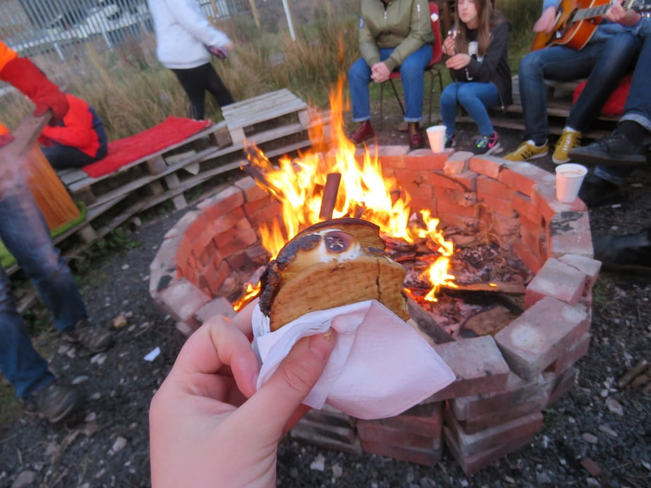 Songs around the Campfire!