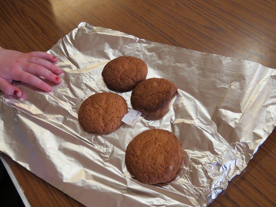 kids cooking classes smarties cookies