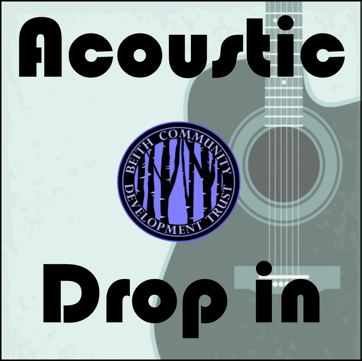 Acoustic Dropin's
