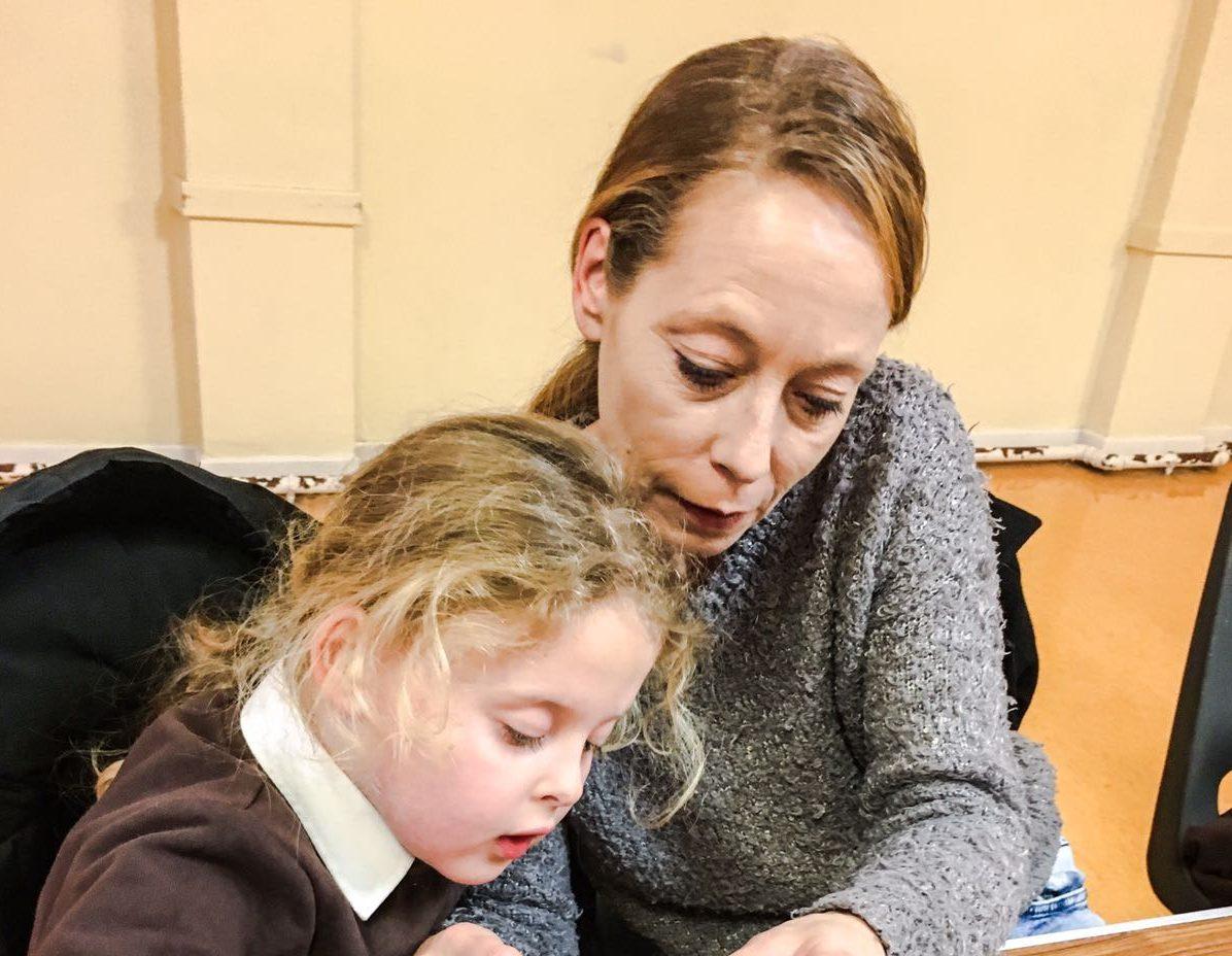 Working Wednesday: Julie Hamilton