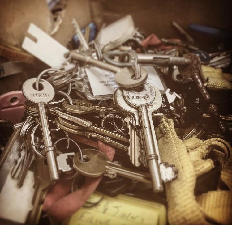 Box Of Keys