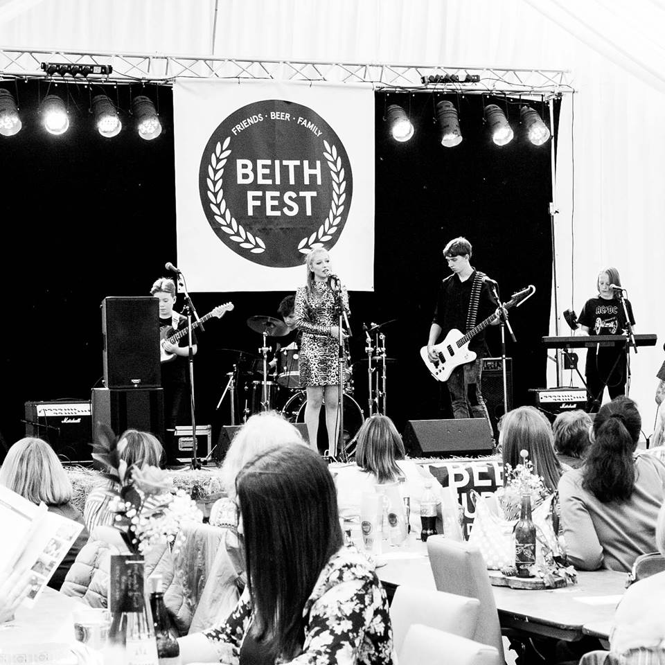 Beith Trust Band Factory to Barrowlands & Beithfest!